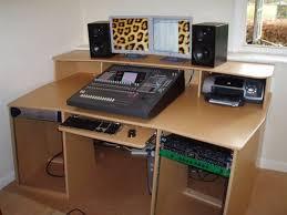 Music Studio Desk by Studio Desk