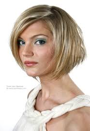johnbeerens hairstyler short bob haircut with a close clipped and undercut nape