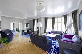 light and dark purple bedroom purple living room design ideas silver hair with highlights and