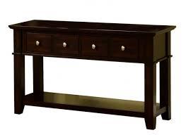 Foot Console Table Georgi Furniture - Sofa table canada