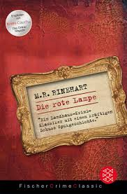 Landhausk He Die Rote Lampe Kriminalroman Amazon De Mary Roberts Rinehart