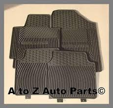 hyundai elantra mats 2014 2015 hyundai elantra sedan all weather floor mats set of