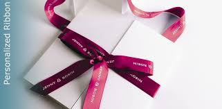 customized ribbon custom logo labels ribbons custom made clothing labels
