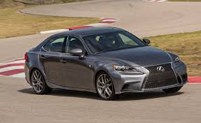 lexus is to get turbocharged 4 cylinder autoguide com