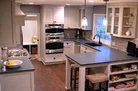 Designing A Kitchen Layout Popular Kitchen Design Island Or Peninsula U2014 Railing Stairs And