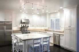 Track Lighting For Kitchen Stainless Steel Kitchen Track Lighting Kitchen Lighting Semi Flush