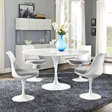Round Dining Room Table Square To Round Dining Table Wayfair