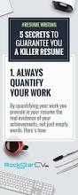 the 25 best resume writing ideas on pinterest resume help