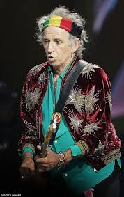 keith richards headband details of keith richard s recovery from his 2006 injury