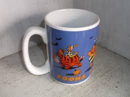 halloween coffee mug disney store pooh u0027s happy halloween coffee mug cup winnie piglet