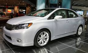 lexus that looks like a lamborghini 2010 lexus hs250h hybrid auto shows news car and driver