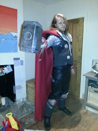 Thor Halloween Costume Thor U0027s Armor Foam Cosplay