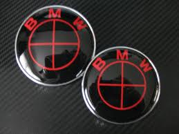 black and white bmw roundel custom bmw roundels