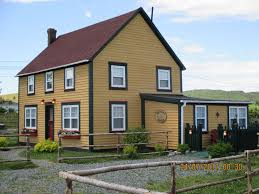 What Is A Saltbox House Baccalieu Cottage A True Newfoundland Gem Vrbo