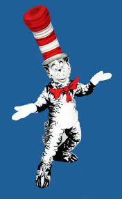 Cat In The Hat Costume Cat In The Hat Dr Seuss Costume Character Visit Custom