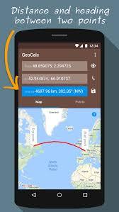Map Distance Calculator Geocalc Geographic Coordinate Calculator