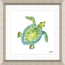 shop 17 in w x 17 in h framed plastic animals prints wall art at