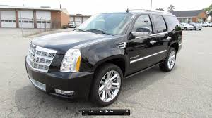 2011 cadillac escalade reviews 2012 cadillac escalade platinum collection start up exhaust and