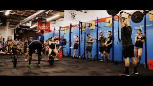 Floor Wipers 50 Reps by Front Squat Crossfit Midtown
