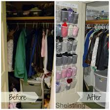 Closet Organization Coat Closet Organization Ask Anna