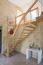 treppen meister escalier modern staircase toulouse by atelier du bois