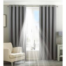 Curtains White And Grey Grey Silver Curtains Wayfair Co Uk