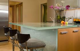 bring glass to your countertops ocean home april may 2012