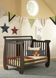cribs that convert to toddler bed serenity convertible crib baby safety zone powered by jpma