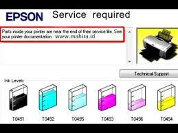 resetter epson r230 windows communication error epson stylus photo r230 resetter youtube