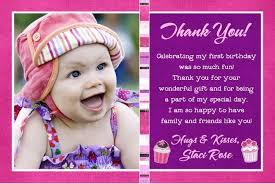 birthday thank you card birthday thank you cards girly photo match