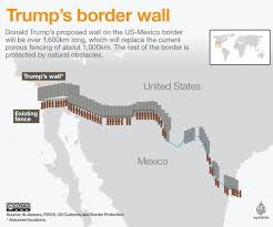 how trump u0027s wall is affecting those at the borders us mexico