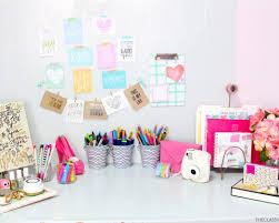 girly office desk accessories hostgarcia