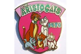 aristocats 1970 pin 700