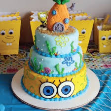 spongebob squarepants birthday party archives inspiration made