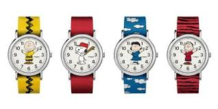 peanuts timex watches released special edition peanuts watch