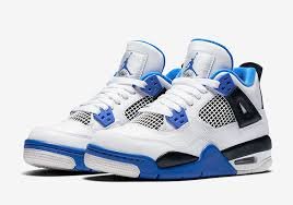 kid jordans air 4 motorsports to release in kids sizes sneakernews