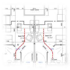 layout of nursing home ceiling hoist track design opemed