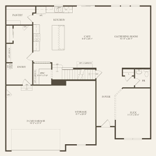 single family floor plans westchester single family at newell creek in mentor ohio pulte
