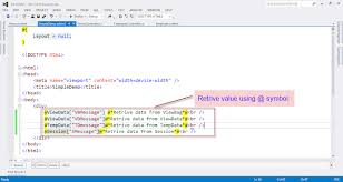 layout page null how to create master page in asp net mvc net c tutorial by priti