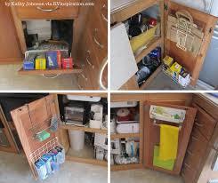 rv kitchen cabinet storage ideas 7 organization hacks for rv kitchen cabinets rv inspiration