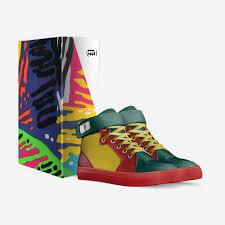 Vics travel fox a custom shoe concept by brayden murphy