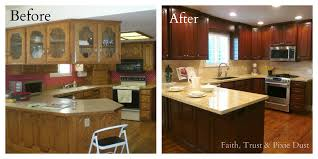 kitchen remodel ideas before and after a spectacular kitchen remodel kitchens remodeling ideas and