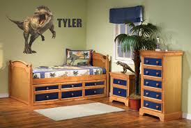 bedroom gorgeous dinosaur themed kids room with fun wall mural full size of decorations breathtaking dinosaur wall decal decorating idea for kids bedroom showing scary t