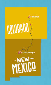 Colorado Brewery Map by Epic Craft Beer Road Trips