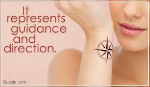 tattoo meanings and symbols enthralling compass tattoo design ideas and their meaning