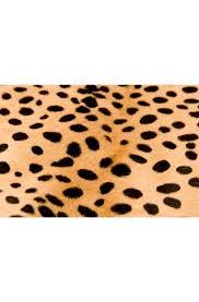 Leopard Cowhide Rug Leopard Print Cowhide Rug Australian Leather Australian Made