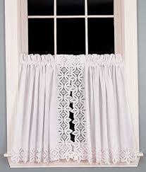 Battenburg Lace Curtains Panels 9 Best Window Treatments Images On Pinterest Window Treatments