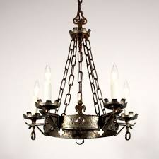 Tudor Chandelier Antique Tudor Lighting