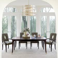 bernhardt dining room miramont 5 piece dining table and chair set by bernhardt dining