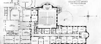 west wing white house museum oval office floor plan airm bg
